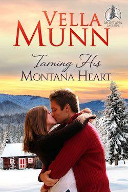 Taming His Montana Heart by Vella Munn