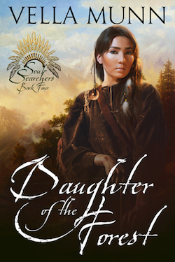 Daughter of the Forest by Vella Munn