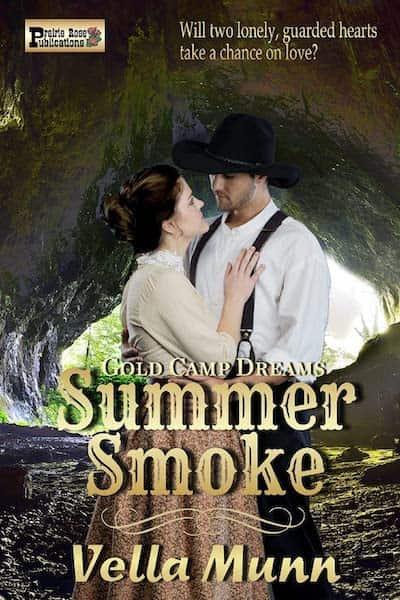 Summer Smoke by Vella Munn